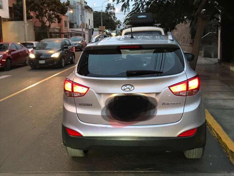 Hyundai Tucson 2013 - 35000 km