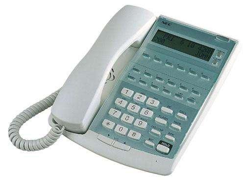 TELÉFONOS, OPERADORES, PROGRAMADORES, CONMUTADORES PARA CENTRAL TELEFÓNICA. MARCA: NEC. MODELO: IP2AP6TXD.