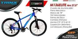 Bicicletas Montañeras ALUMINIO TRINX, FB, JAFI, mosso .