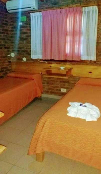 fz09 - Hotel para 2 a 4 personas con pileta en Miramar