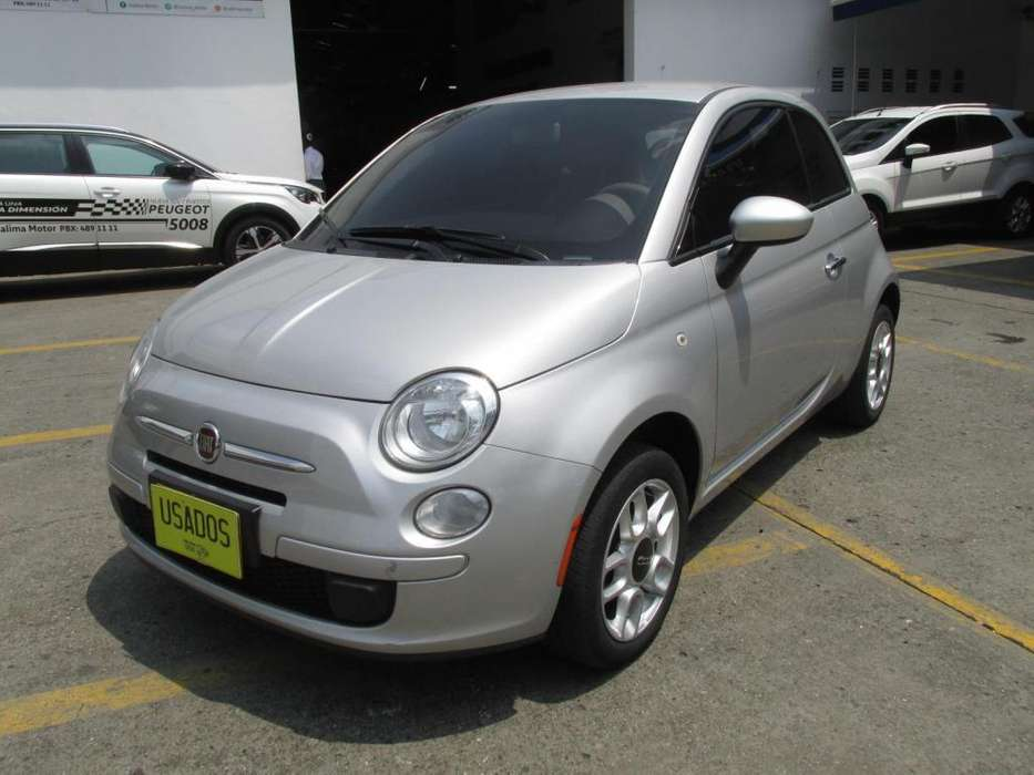 <strong>fiat</strong> 500 2014 - 38000 km