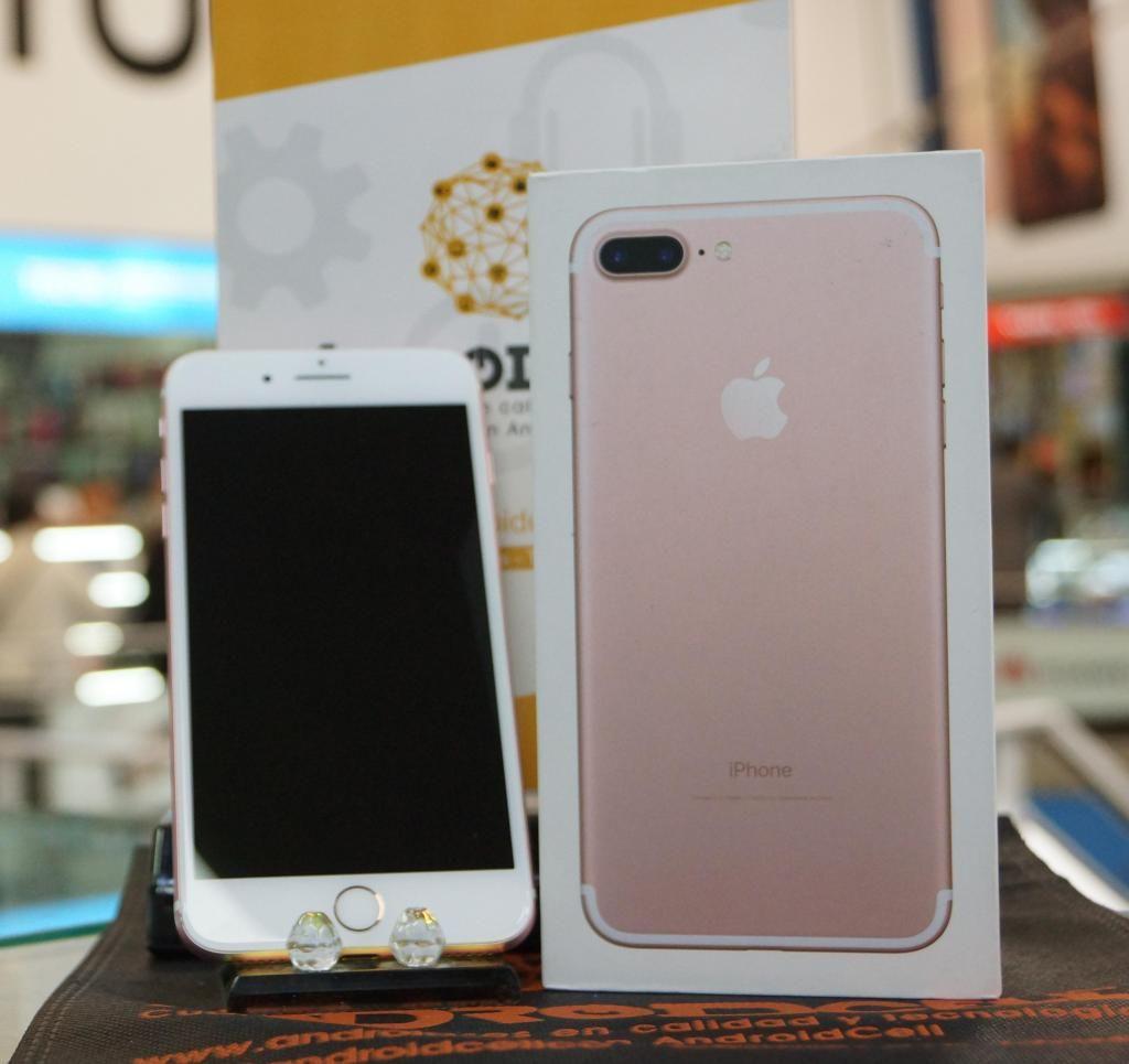 iPhone 7 Plus 32GB - Nuevo, original, libre y garantizado - Domicilio sin costo en Bogotá.