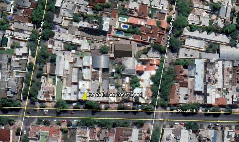 DEPARTAMENTO <strong>lujo</strong> 2 DORMITORIOS QUINTA SECCIÓN. ESTRENAR. Calle Juan B. Justo entre Martínez de Rozas y Granaderos.
