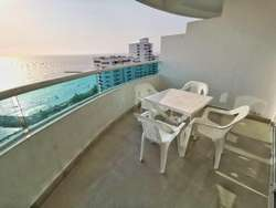 Rento Apartamento Amoblado Con Vista Al Mar A 1 Cuadra De La Playa By Parceros Group Col