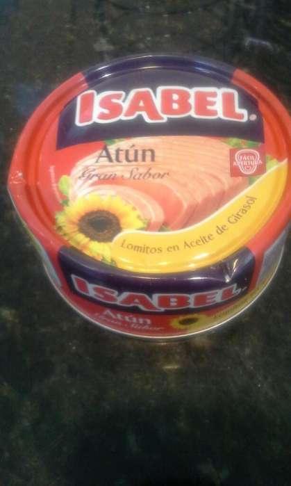 Venta de Atún Isabel