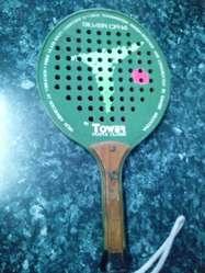 Paleta de Tenis Wilson Y de Paddle Tower