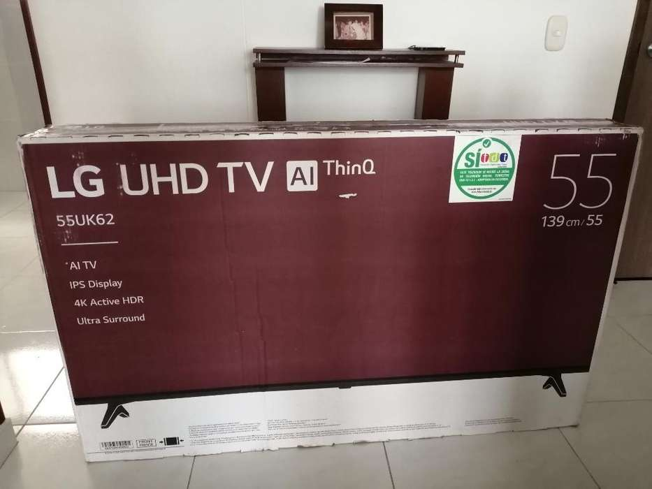 Televisor Lg 4k Sellado