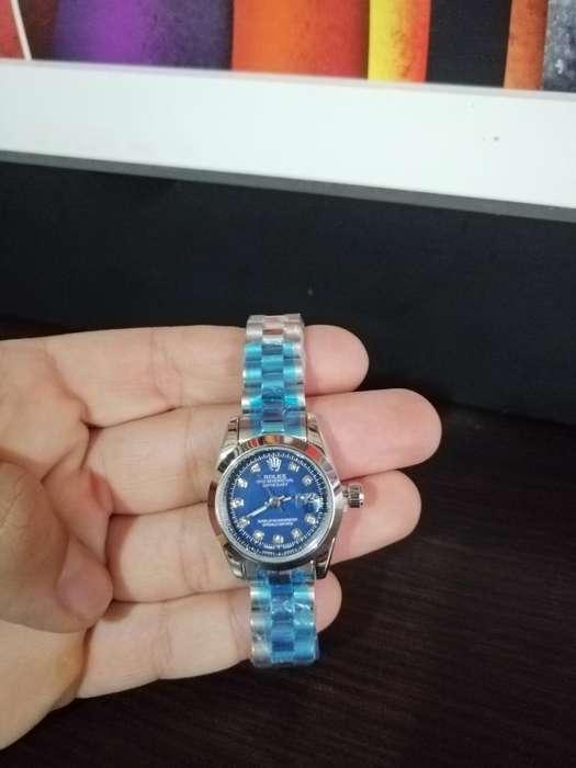 Reloj Dama Rolex Mini
