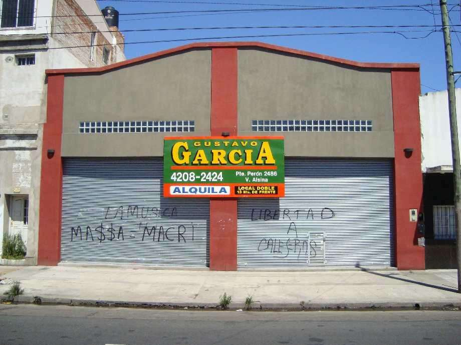 Galpon en alquiler en Piñeyro