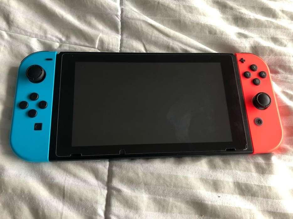 Nintendo Switch en Perfecto Estado 10/10