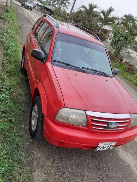 Chevrolet Grand Vitara 2006 - 250000 km
