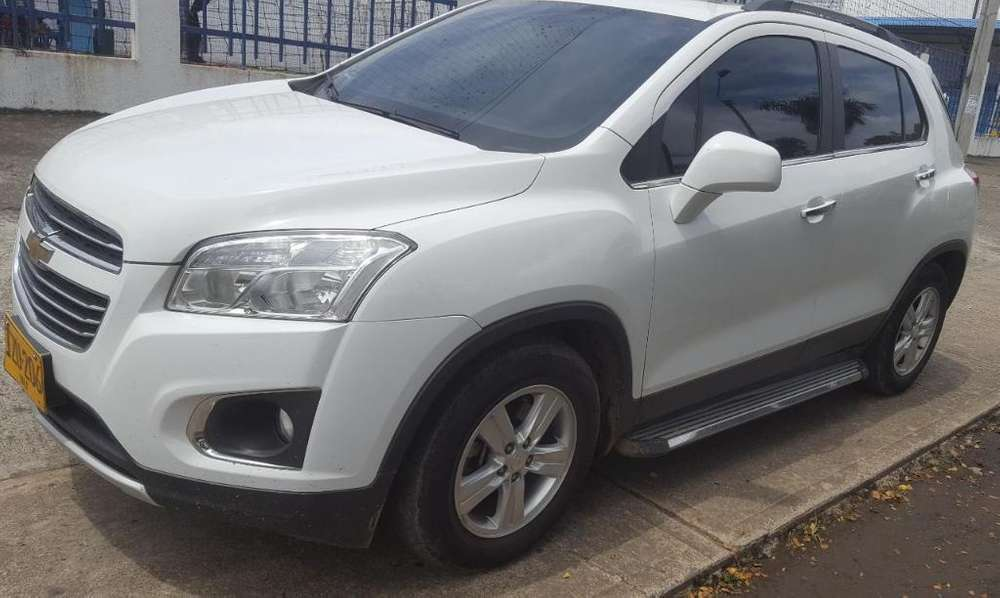 Chevrolet Tracker 2016 - 47359 km
