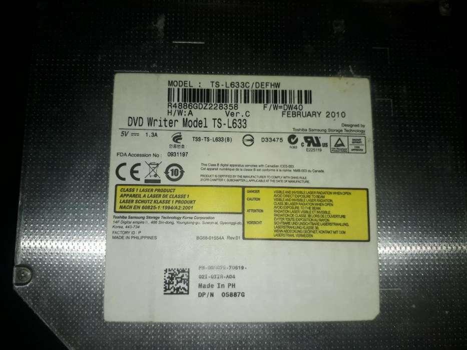 Unidad de Dvd Writer Model Ts-l633