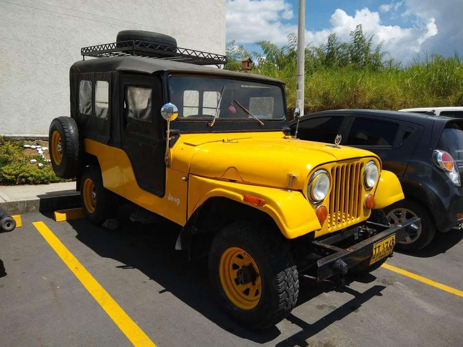 <strong>jeep</strong> Willys 1962 - 2000 km