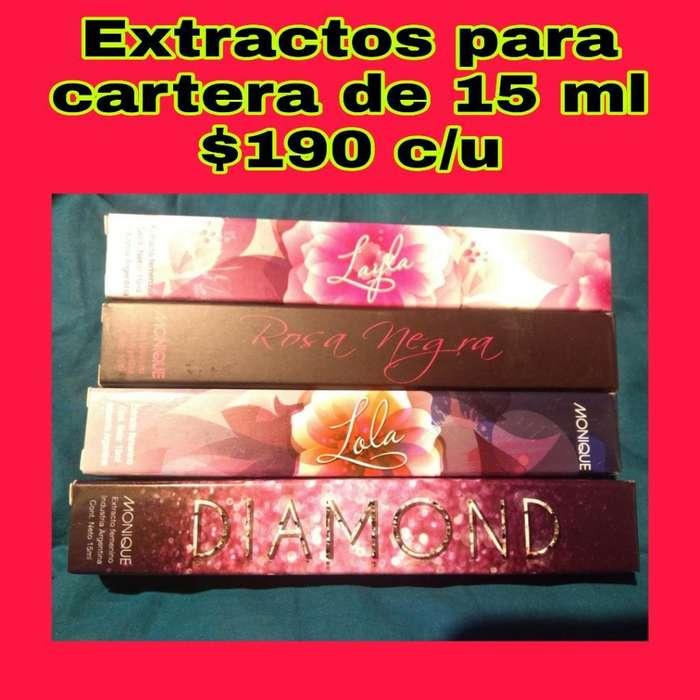 Perfume de Cartera 15 Ml