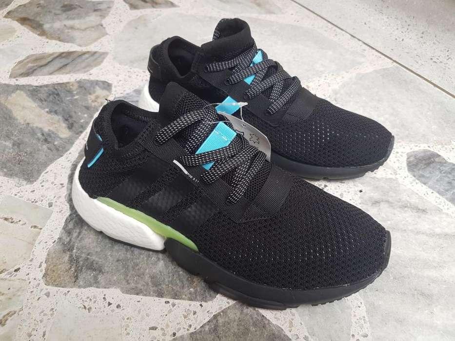Tenis Adidas Negros
