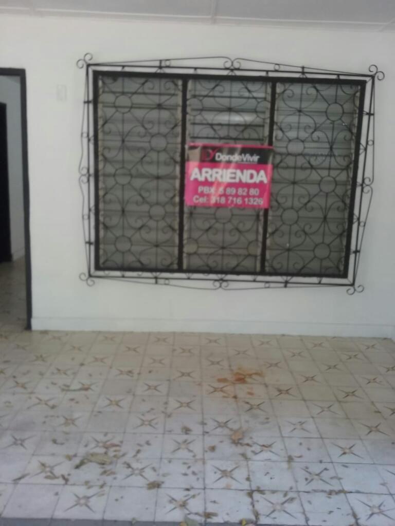 Arriendo Casa Comercial en Dangond