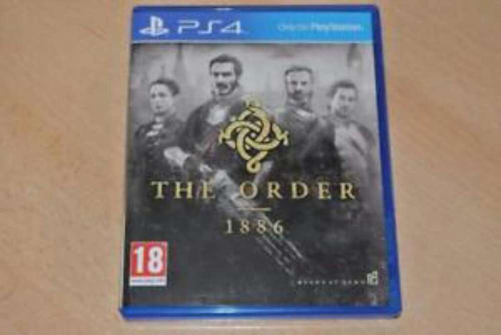 Juego The Order 1886 Ps4