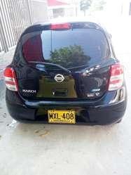Nissan March Modelo 2013