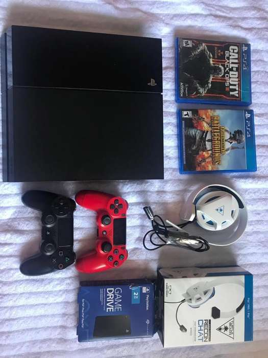 Playstation 4 Completo.