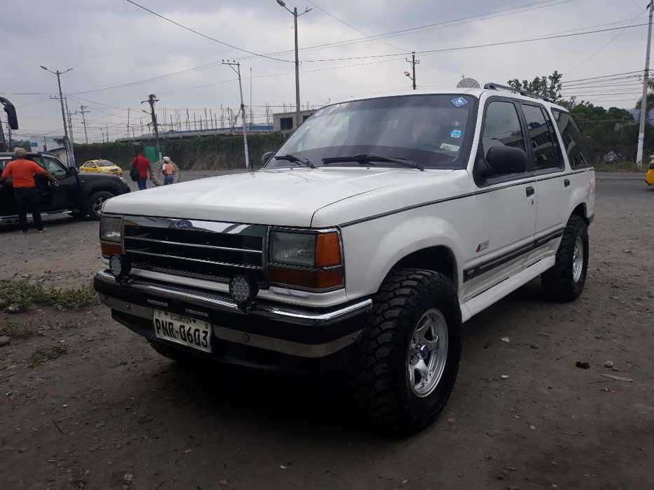 <strong>ford</strong> Explorer 1993 - 100000 km