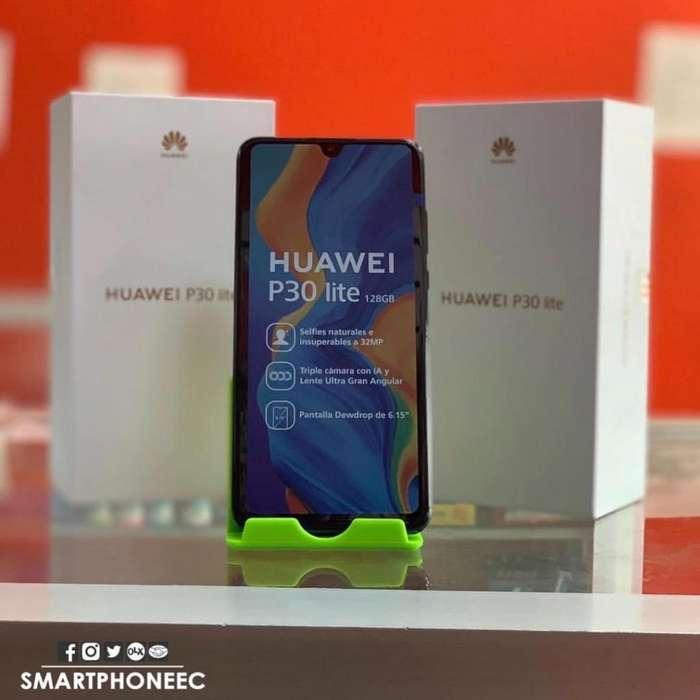 Huawei P30 Lite Sellados / Garantia / Estuche y Mica