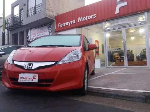 Honda Fit Unico Dueño, Minima Entrega Con Gastos Incluidos T