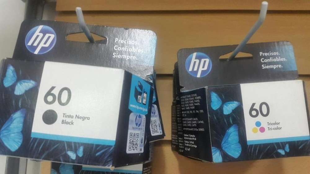 HP 60 Color