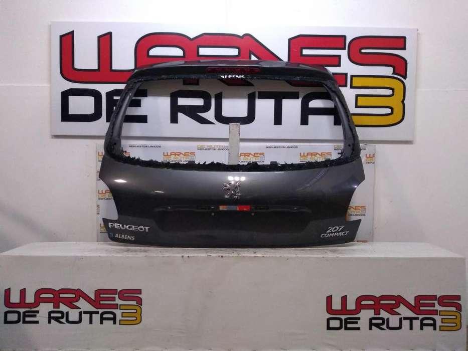 Porton Trasero Peugeot 207 03040481