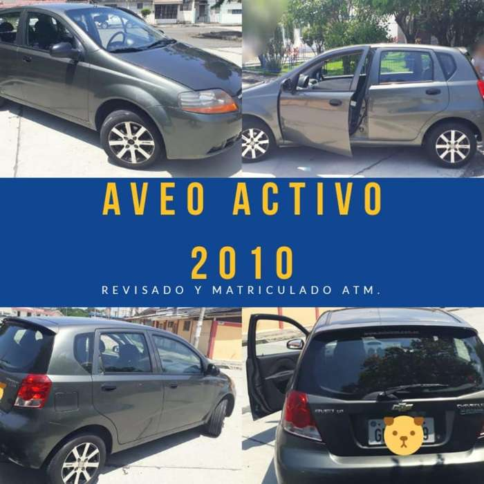 Chevrolet Aveo 2010 - 127250 km