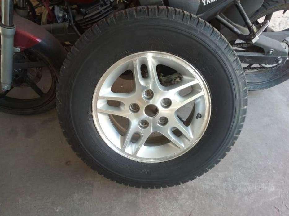 Rueda completa <strong>jeep</strong> cherokee