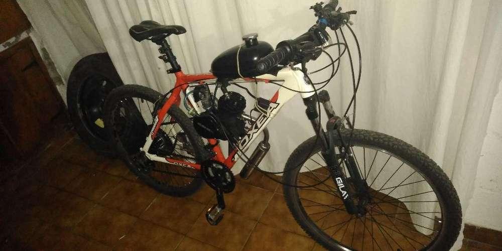 Bici Moto 80cc