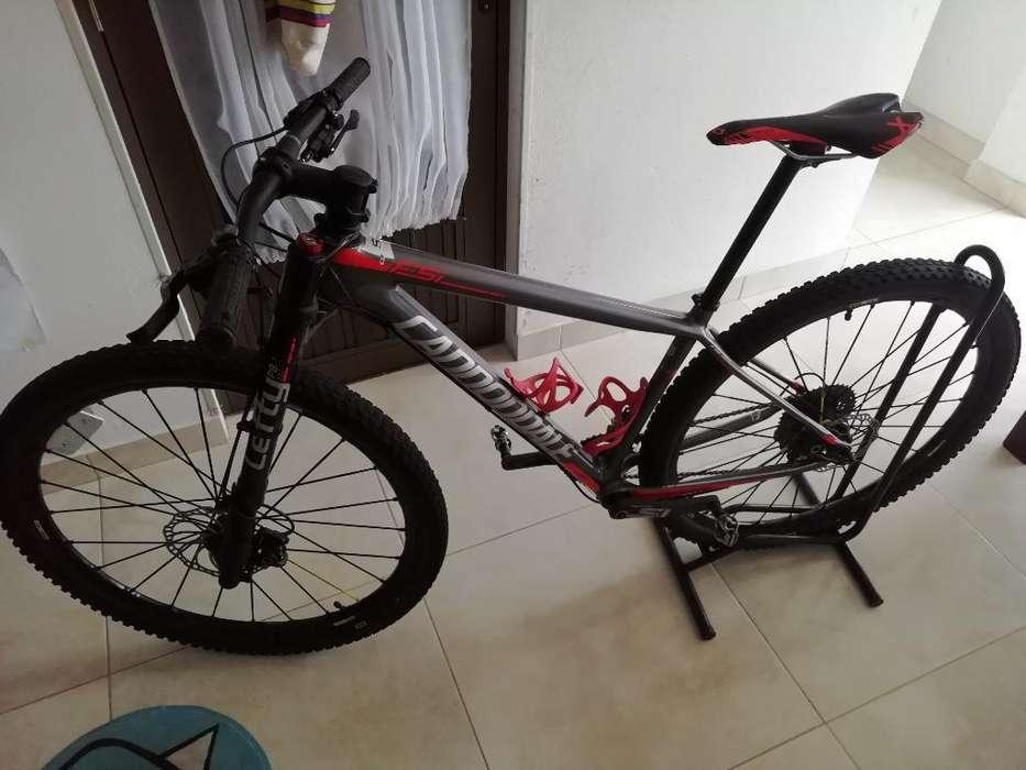 Vendo Bicicleta Cannondale