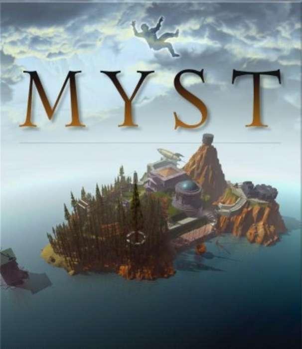 Myst - Juego Para Mac/macintosh 1993
