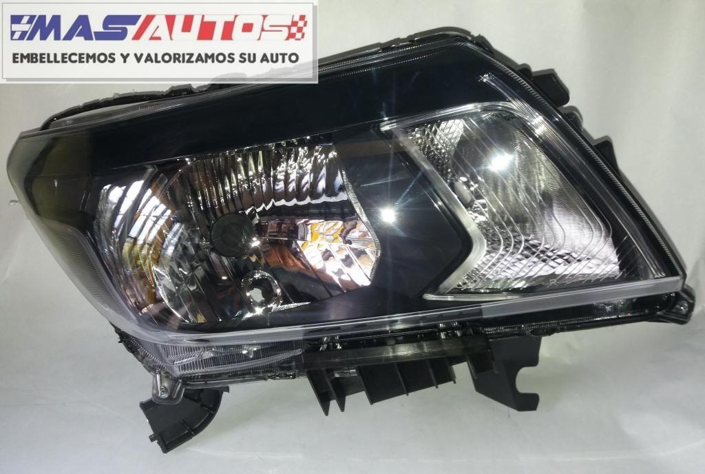 Farola Nissan Frontier Np300 2015  2018 / Pago contra entrega a nivel nacional / Envío sin costo