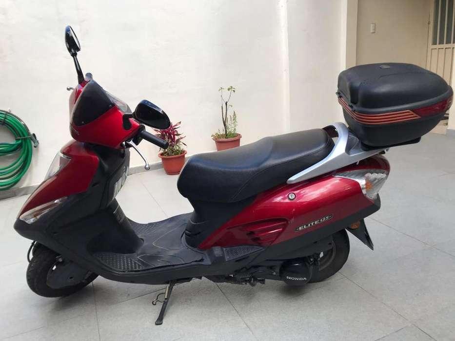2011 <strong>honda</strong> Elite 125cc Scooter / Motoneta