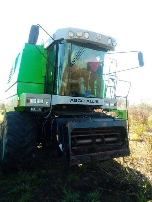 <strong>cosechadora</strong> Agco Allis Optima 660