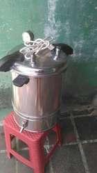 Autoclave elctrica de 15 litros