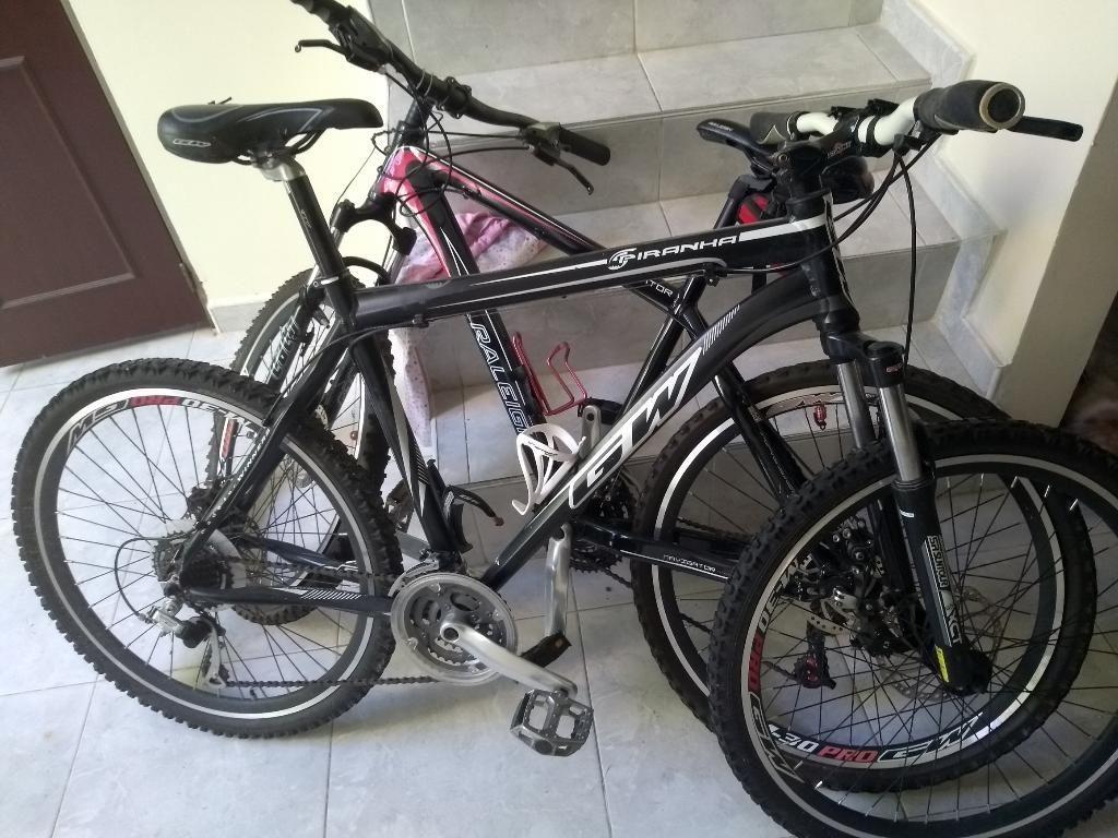 Dos Bicicletas Gw - Raleigi