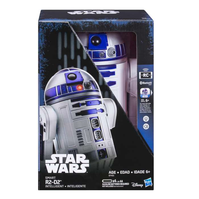 Star Wars R2-D2 Inteligente - Hasbro