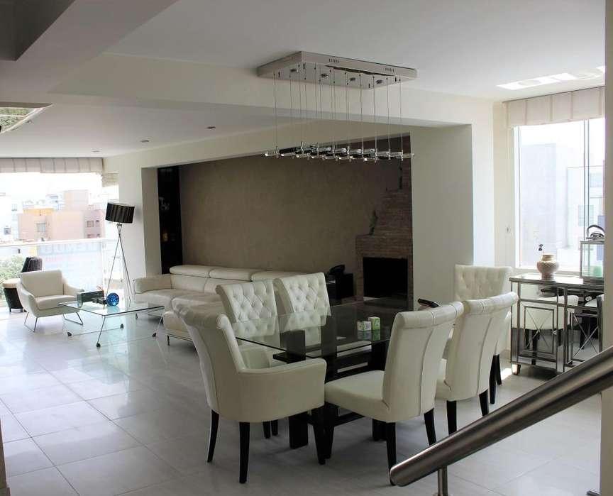 Venta de Duplex PentHouse en Higuereta Surco_Kx1202
