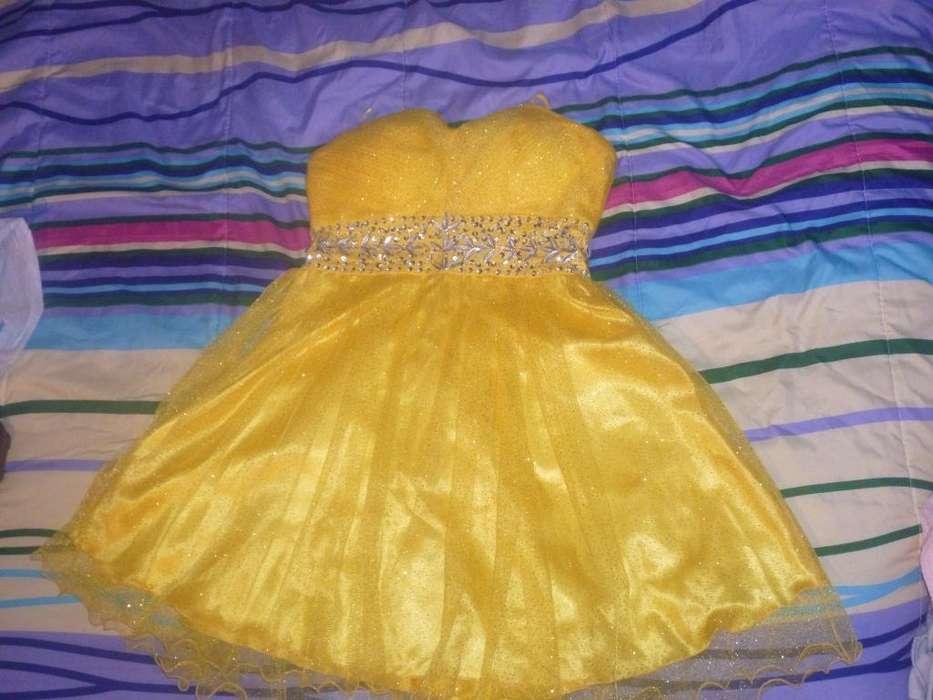 Vestido de 15 Años Corto