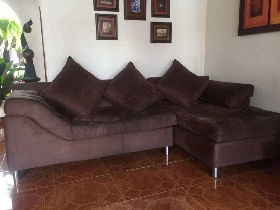 Sofa Grande Practicamente Nuevo