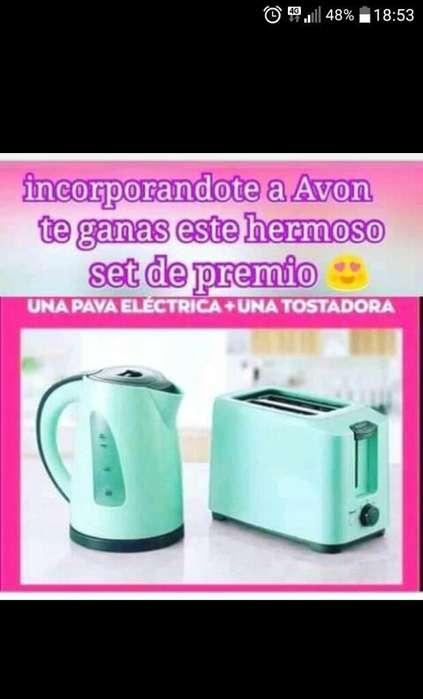 Busco Chic@s para Venta de (avon)