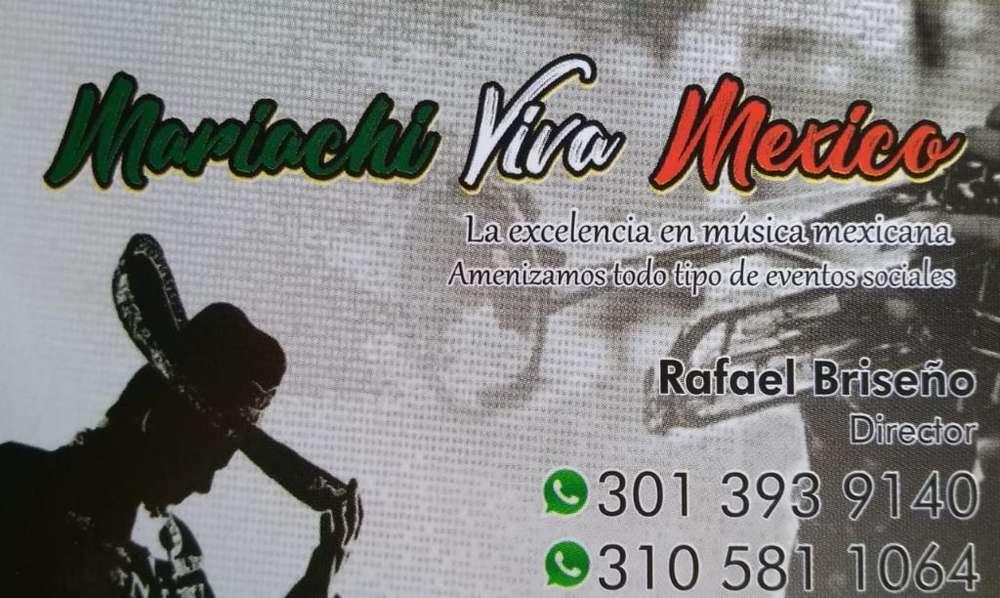 Marichi Viva Mexico Cartagenas