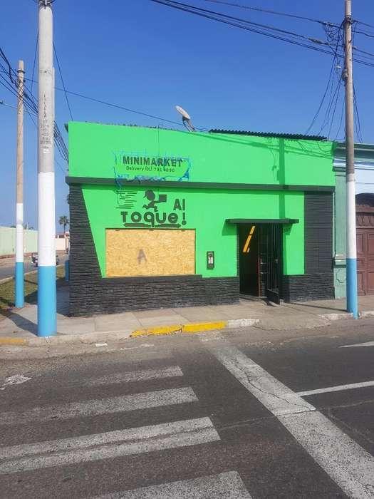 Alquiler de Local Comercial en El Callao