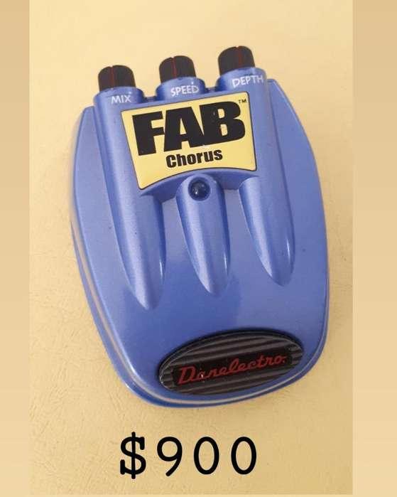 Pedal Chorus Fab Danelectro
