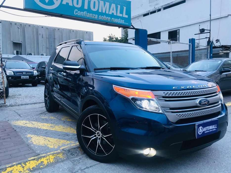 <strong>ford</strong> Explorer 2012 - 130000 km