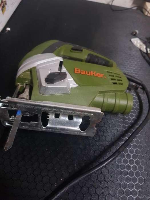 Caladora Bauker 1 Mes de Uso