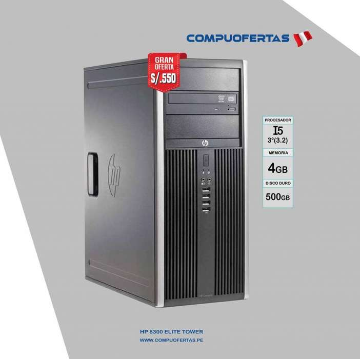 PC HP 8300 ELITE CORE I5 3.2GHZ (3RA.GEN)